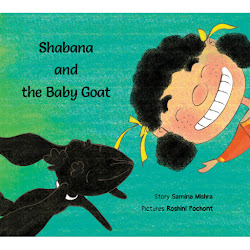 NEWER! Shabana and The Baby Goat