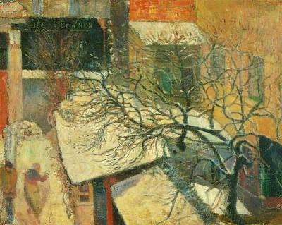 gambar lukisan aliran ekspresionisme