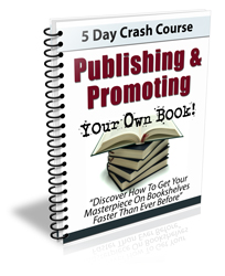 How To Publishing & Promoting Your Own Book
