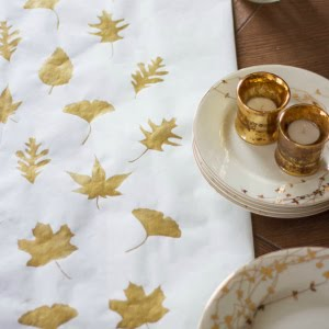 Featured Project: Thanksgiving Table Runner