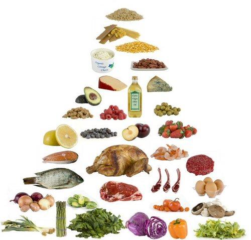 Low carb high fat diet fruit vegetables