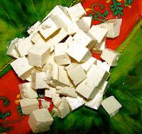 Chinese salad recipe with tofu