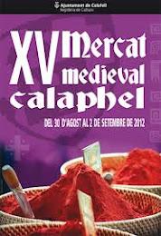 MERCAT MEDIEVAL CALAPHEL'12