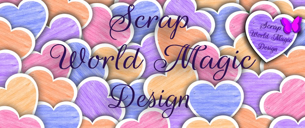 Scrap World Magic Design