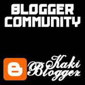 Kaki Blogger ~