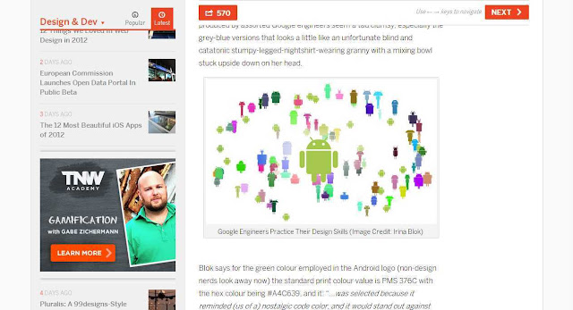 Who, How, Why designed Android Logo, What's meant by 'Android'?