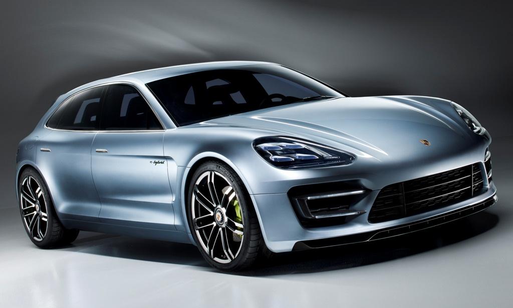 Crece la familia: Porsche Panamera Sport Turismo : Autoblog ...