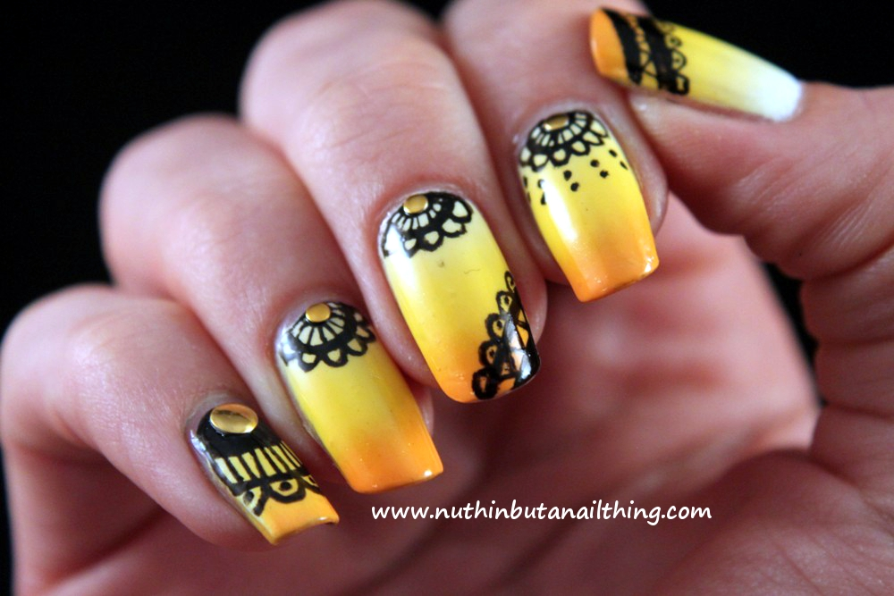 Nuthin But A Nail Thing More Barry M Nail Art Pen Creations