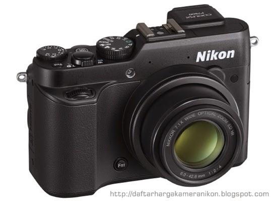 Harga dan Spesifikasi Kamera Nikon Coolpix P7800