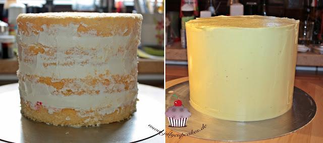 Шоколадно лимонный торт рецепт с фото