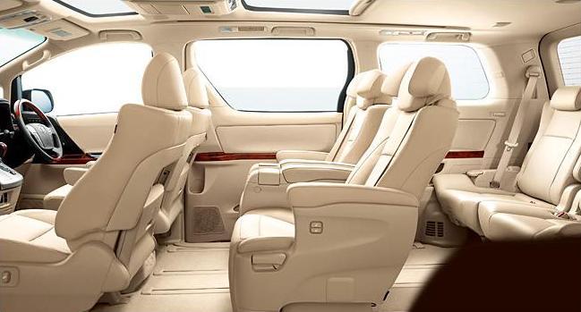 Toyota Alphard Auto Car
