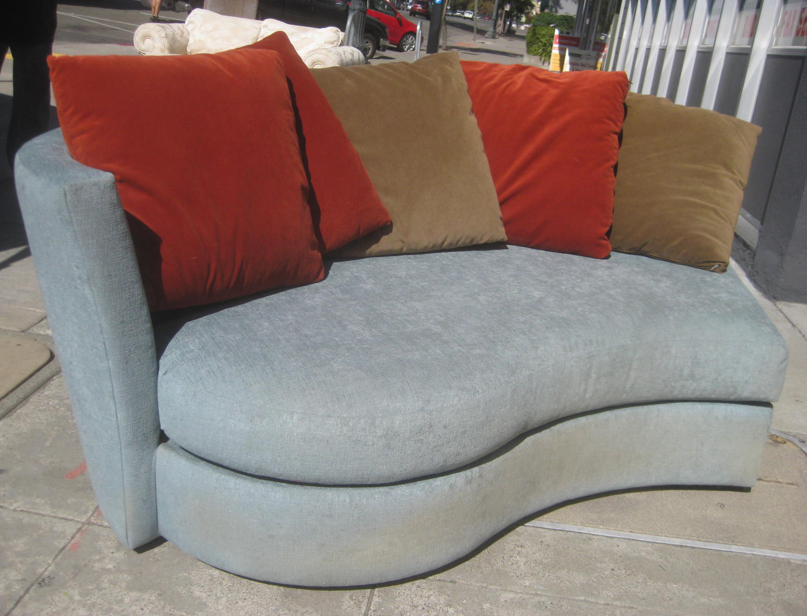 Uhuru Furniture Collectibles Sold Sofa Lounge 145