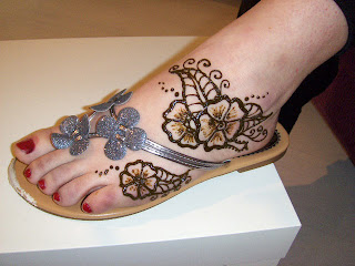 Mehndi Patterns For Legs : Best leg mehndi designs with pictures styles at life