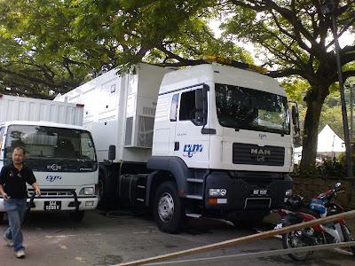 Rumah Terbuka Malaysia - Tadau Kaamatan 2011