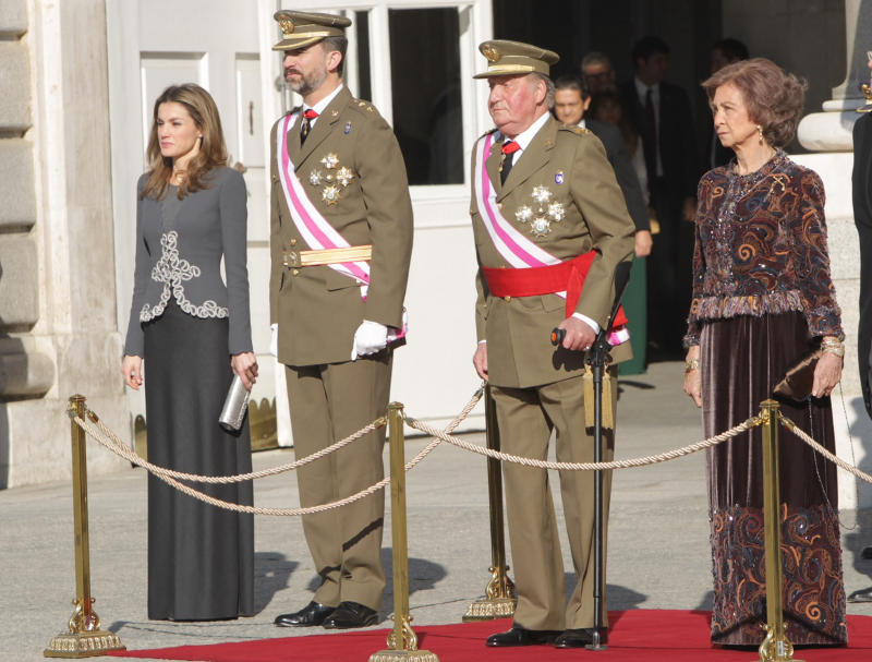 The royal digest latest royal news from spain princess letizia s