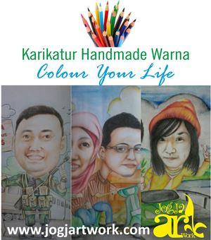 Karikatur Manual, Jasa Karikatur, Karikatur Manual, Karikatur Handmade, Lukis Wajah, Bikin Karikatur, Order Karikatur
