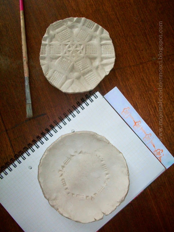 DIY miseczki