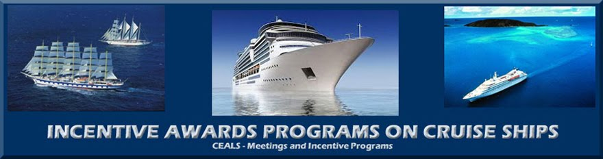 Incentive Travel Awards Programs on Cruise Ships