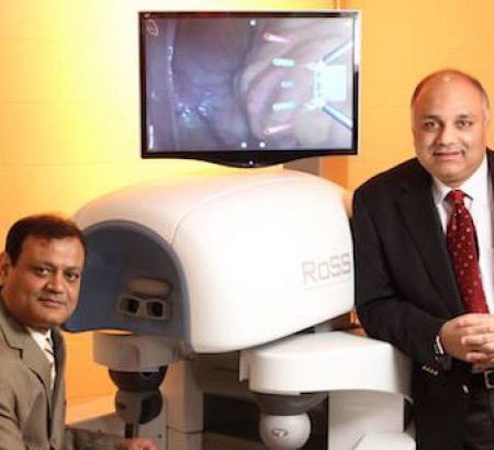 Simulation-Based Robotic Surgery Training