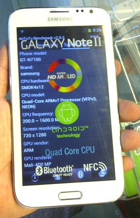Hp Replika Murah Replika Samsung Note 2 Os Android Supercopy