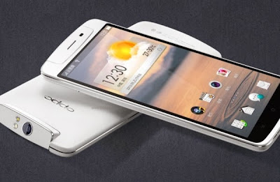 New Oppo N1, New smartphone, rotating camera, oppo rotating camera