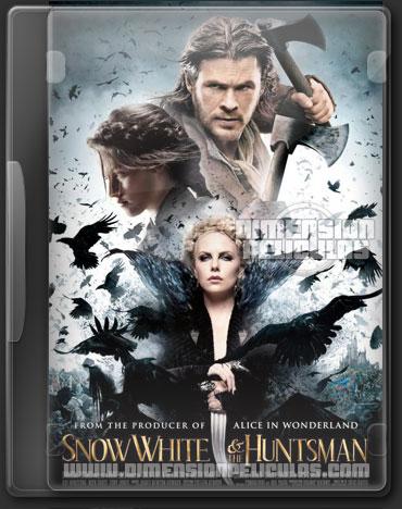 Blancanieves y la Leyenda del Cazador (DVDRip Inglés Subt.)
