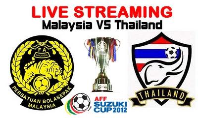 Keputusan Malaysia vs Thailand 9 Disember 2012 – Piala AFF Suzuki