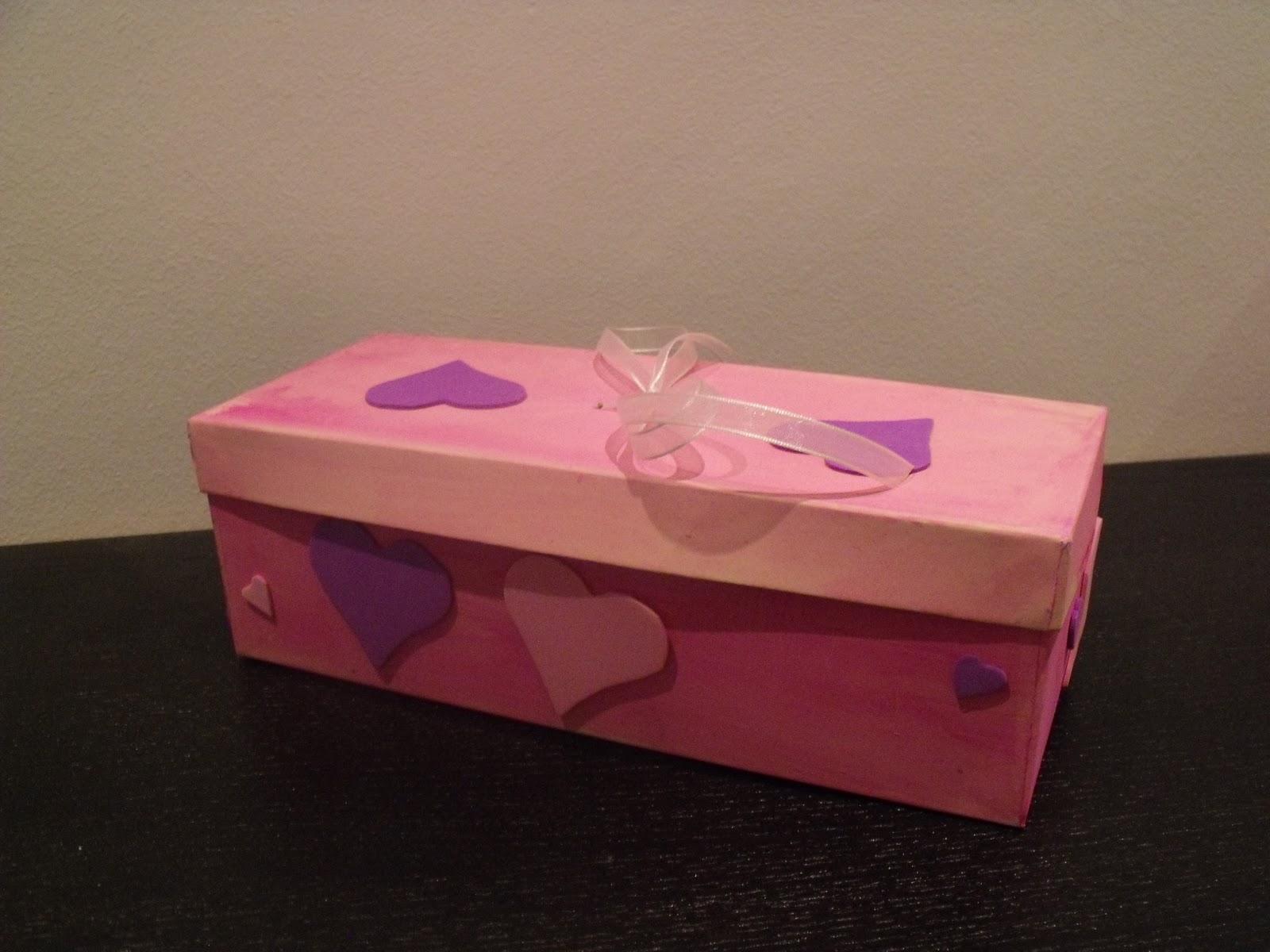 Lavoretti con i bambini: La scatola delle principesse fai da te ...