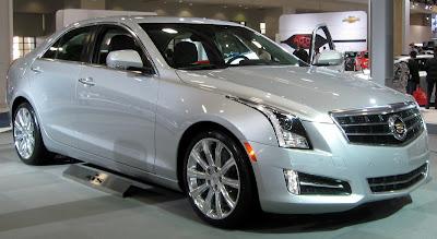 2013 Cadillac ATS Owners Manual