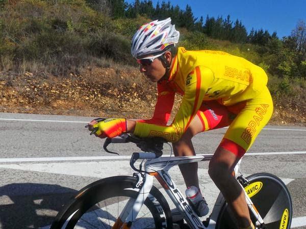 Diego López Ciclista