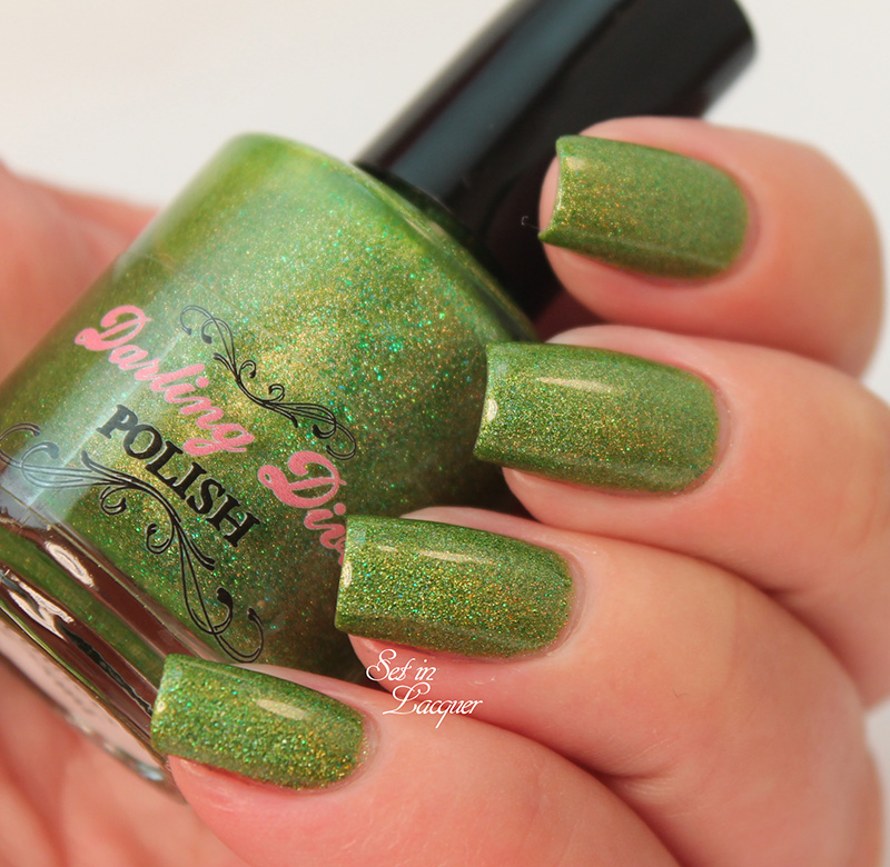 August 2014 - Set in Lacquer
