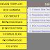 Membuat Menu Daftar Isi Blog Efek Transisi