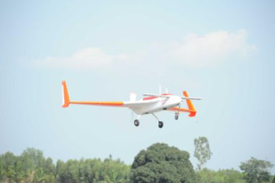 India's Rustom-1 Drone Makes 14th Flight