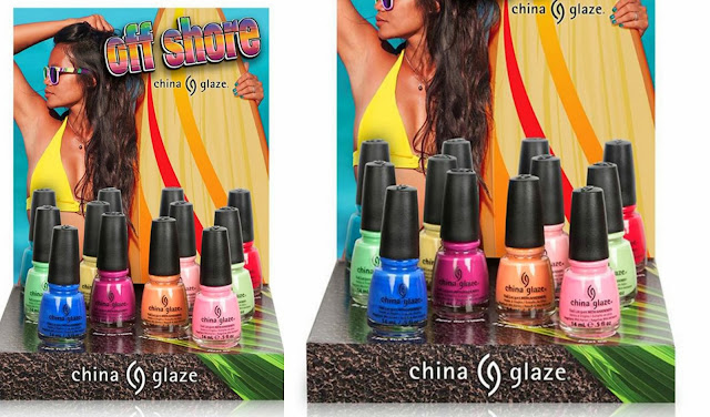 China Glaze Collections for 2014