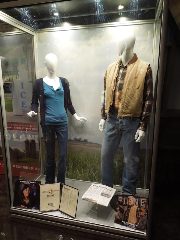 Rosemarie DeWitt Hal Holbrook Promised Land costumes