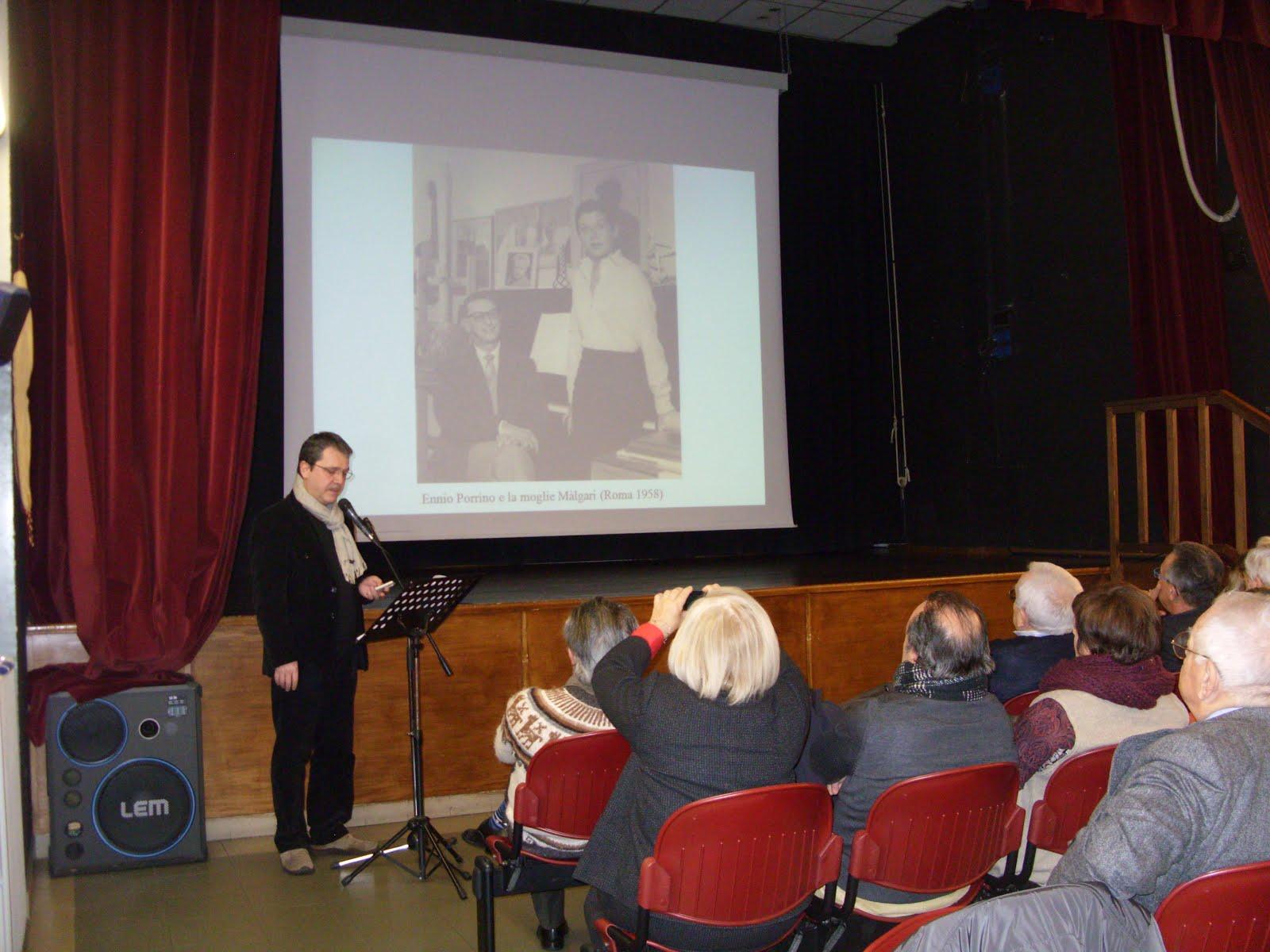 Giovanni Masala al Teatro Isabella di Torino