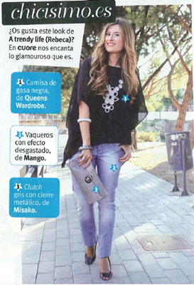 A TRENDY LIFE EN REVISTA CUORE