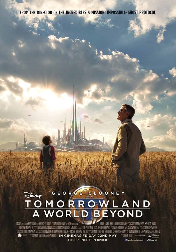 Póster: Tomorrowland