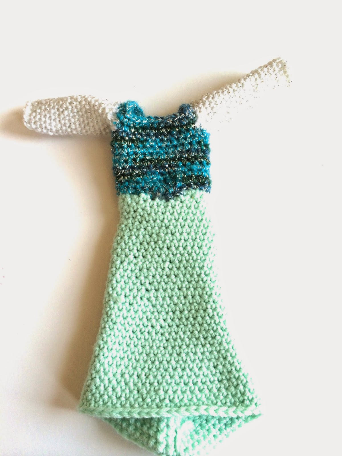 Elsa Crochet Doll Free Tutorial Annoos Crochet World ...