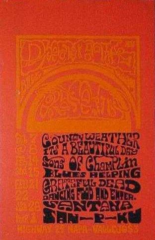 Lost Live Dead Grateful Dead Jerry Garcia Tour Itinerary