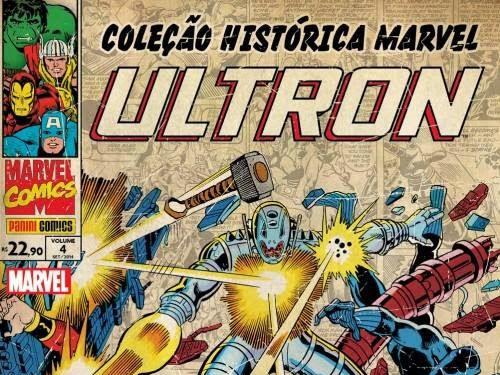 Lançamentos de dezembro da Panini Comics - Marvel Comics