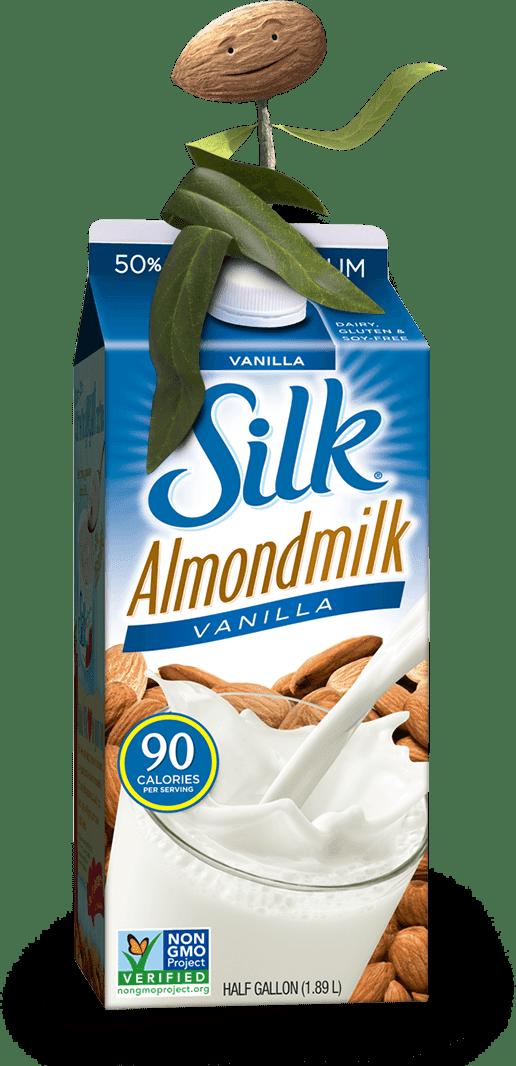 Free Almond Milk