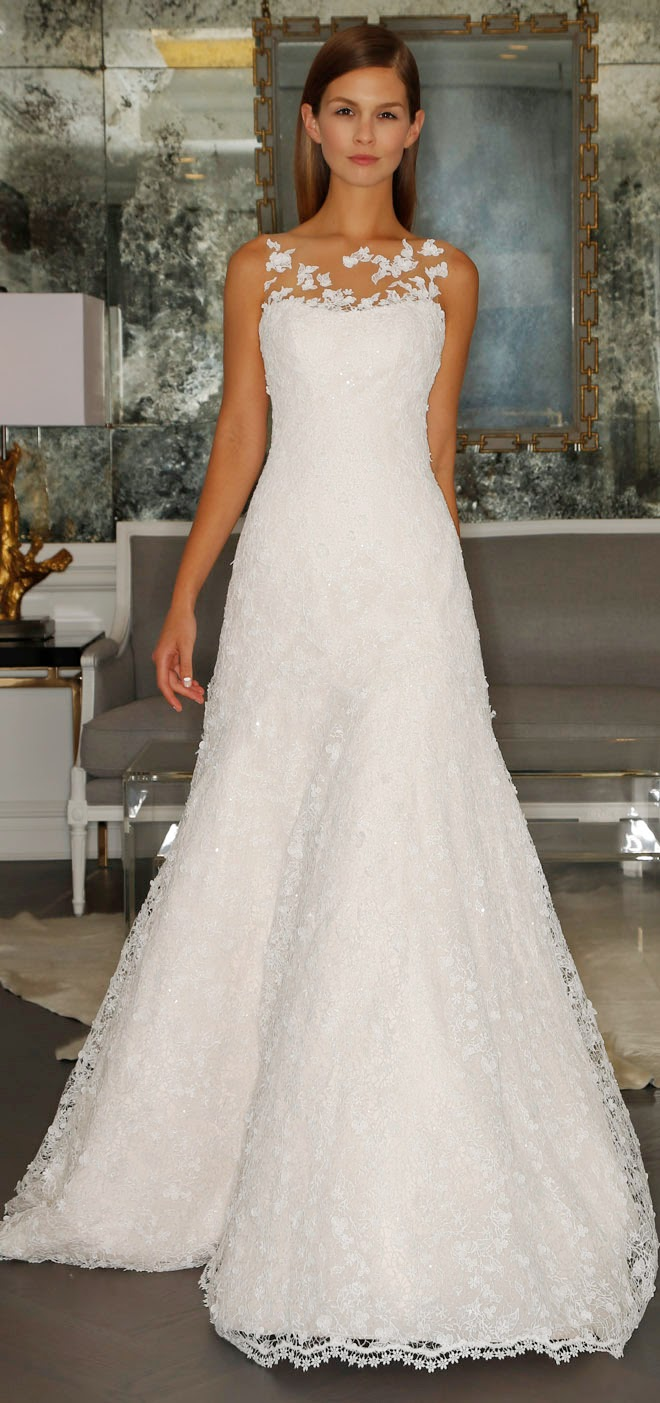 Fall Wedding Dresses 2015 Fall Collection