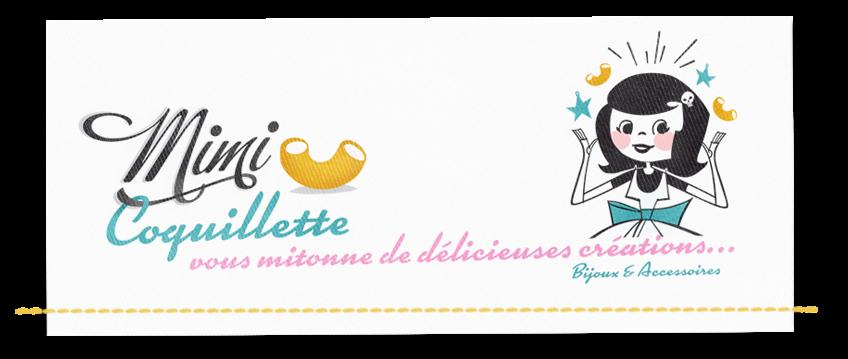 Mimi Coquillette - La création c'est chouette!