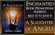 A Slaughter of Angels Tour & Giveaway