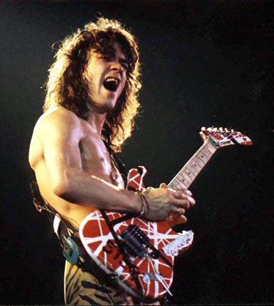 edward lodewijk eddie van halen born january 26 1955 is a dutch ... Eddie Van Halen Young