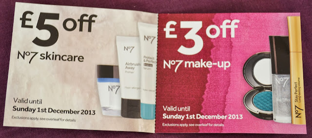 What To Buy With No7 Makeup Skincare Vouchers - Aspiring Londoner