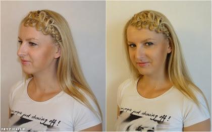 Jak zrobić kokardki z włosów - filmik - zdjęcie