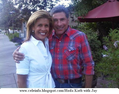 relationship of Hoda Kotb, Hoda Kotb had good relationship with Jay