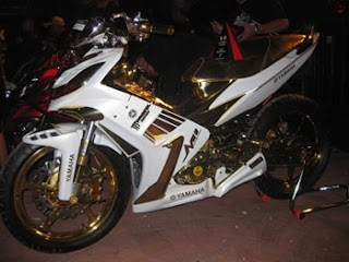 10 Modifikasi Motor Yamaha MX